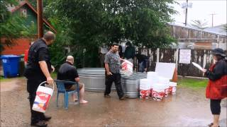 ODMP Cold Water Challenge - Constable Cory Gardner