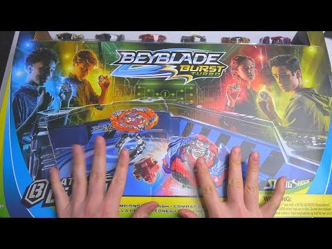 NEW HASBRO CHAMPIONSHIP CLASH SET | Beyblade Burst Turbo Sling Shock *HASBRO*