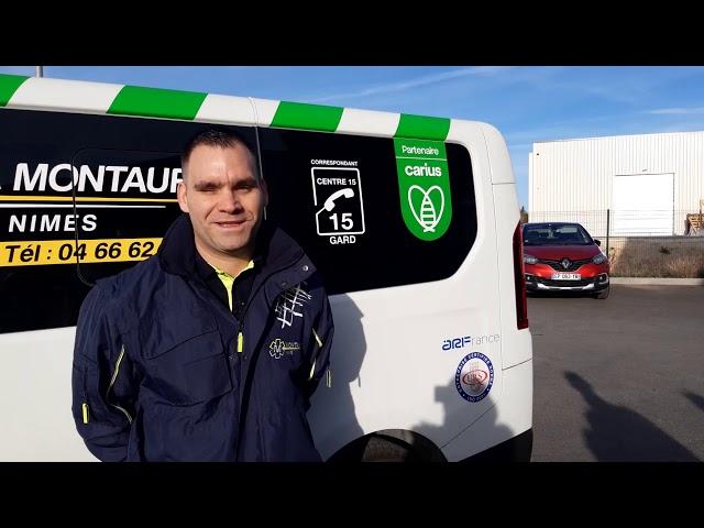 Les ambulanciers racontent : Une naissance par Montaury Ambulances