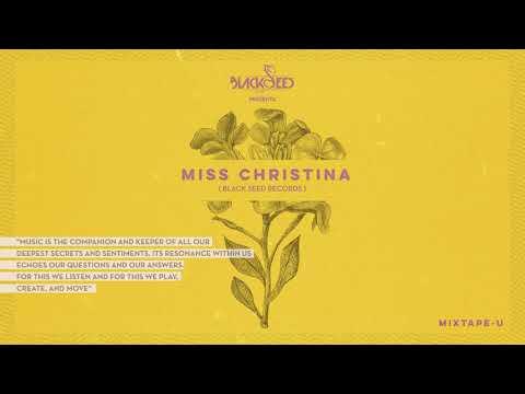 MISS CHRISTINA (Canada) Mixtape / Black Seed Records - MIXTAPE-U
