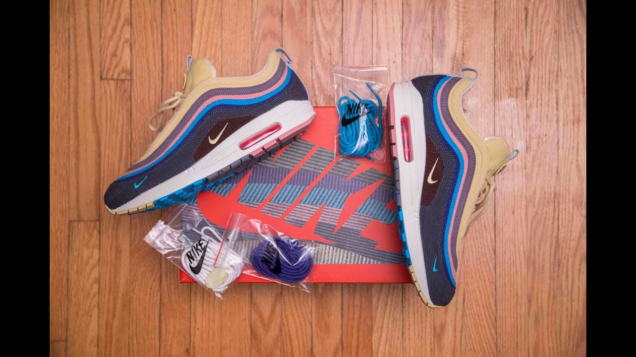 85845962 THE Air Max Release of 2018??? || Nike Air Max 1/97 by Sean Wotherspoon  Review and On Feet