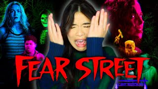 I WATCHED THE ENTIRE FEAR STREET TRILOGY (1994, 1978, 1666)