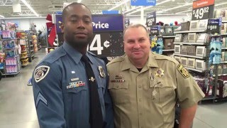 12th annual shop with cop in anne arundel county