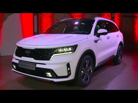 2021 Kia Sorento Walkaround – Exterior And Interior