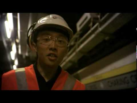 Engineer profile: Steven Chan, Project Engineer for Tube Lines
