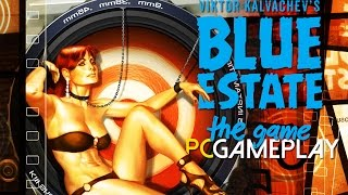 Blue Estate Gameplay (PC HD)