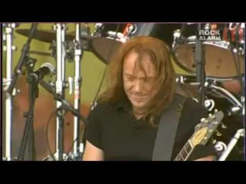 Gamma Ray - Rebellion In Dreamland - Live