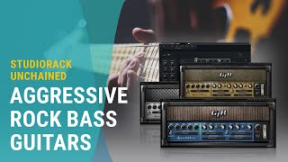 Mixing Aggressive Rock Bass Guitars: 'Bass DI/Amp' Plugin Chain