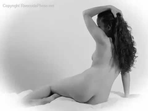 Fine art older women posing nude