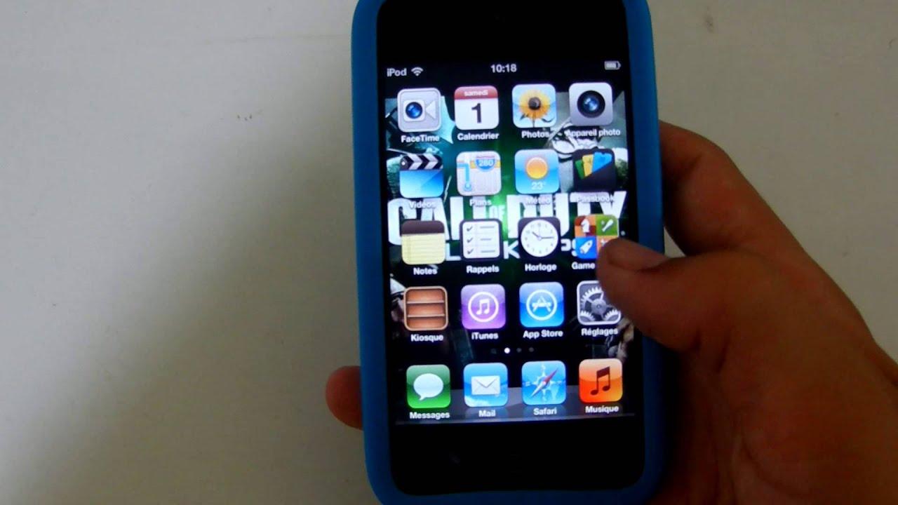 comment changer la couleur des icons de son ipod iphone ou ipad mister factor 64 youtube