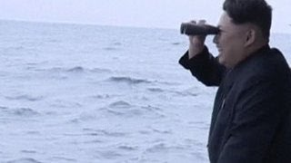 Кім Чен Ину показали запуск балістичної ракети