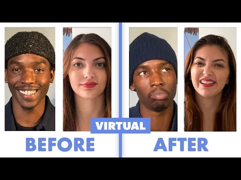 Interviewed Before and After Our First Date - Royce & Nicole | Glamour from YouTube · Duration:  11 minutes 46 seconds