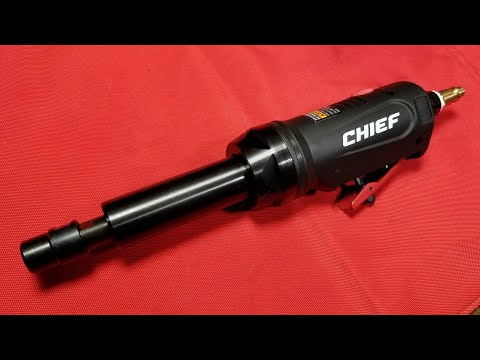 Harbor Freight Chief Long Shaft Die Grinder Review