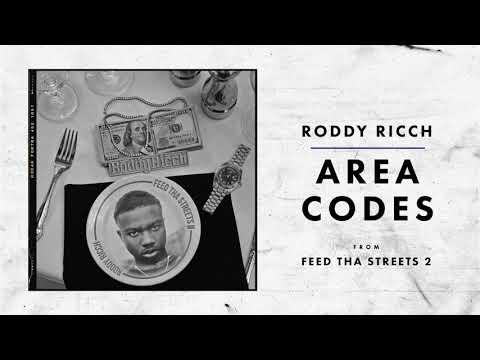 Roddy Ricch  Area Codes  Audio