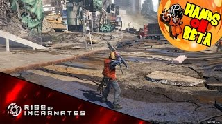 Rise of Incarnates - Free2Play Beat em Up | Hands on Beta