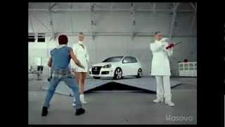 """VW MkV Golf GTI    """"Unpimp the Auto""""    2006 US commercials"""