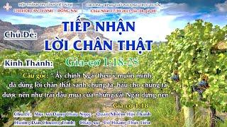 HTTL TÂN THÀNH - Chương Trình Thờ Phượng Chúa - 17/10/2021