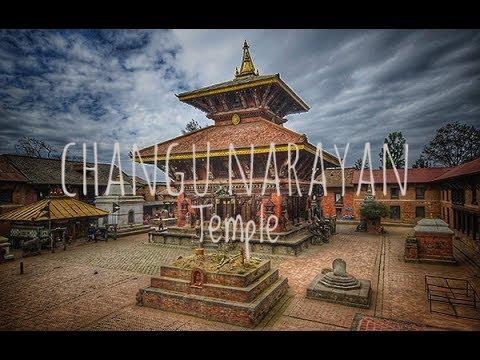 ChanguNarayan - The oldest temple of Nepal : MTB Ride 5 (Vlog#9)