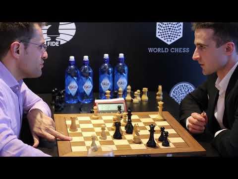 FIDE World Chess Palma Grand Prix ROUND 2 REVIEW