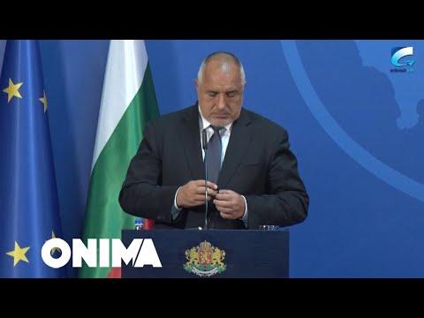Thaçi - Borissov, konferneca për media