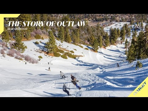 Recreating Outlaw Snowboarding's Original Terrain Park | Insight