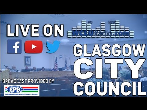Another big one at the Glasgow City Council! (09/11/2017)