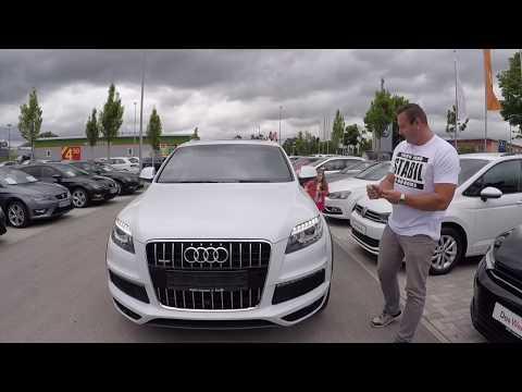 Купили Ауди Ку7 (AUDI Q7) в Германии