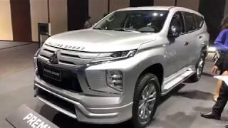 พาชมรอบคัน Mitsubishi Pajero Sport 2020