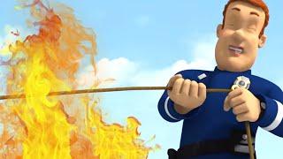 Пожарный Сэм на русском 🔥Сэм лучший пожарный 🚒 Эпизоды Компиляция | Новые серии 🔥 мультфильм