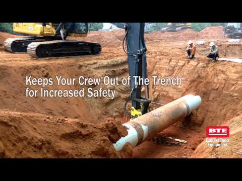 BTE Pipeline Undercutter Safety Overview