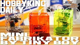 Mini Fabrikator 3D Printer - HobbyKing Daily