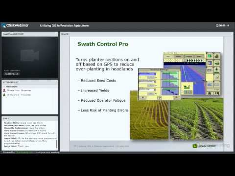 Utilizing GIS For Precision Agriculture