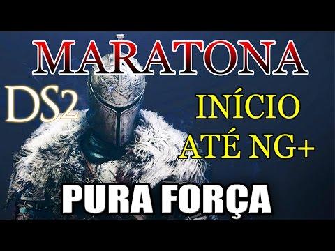 Dark Souls 2 SOTFS MARATONA INÍCIO ATÉ NG+ - GIBRALTAR PURA FORÇA