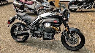 Moto Guzzi Griso 1200 Ride!! • Boy, Am I Impressed!   TheSmoaks Vlog_1003