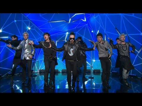 【TVPP】BIGBANG - Tonight, 빅뱅 - 투나잇 @ Comeback Stage, Show Music core Live