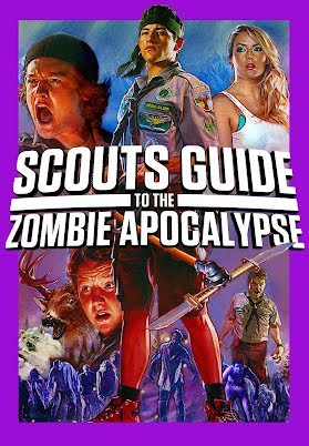 scouts guide to the zombie apocalypse sub indo