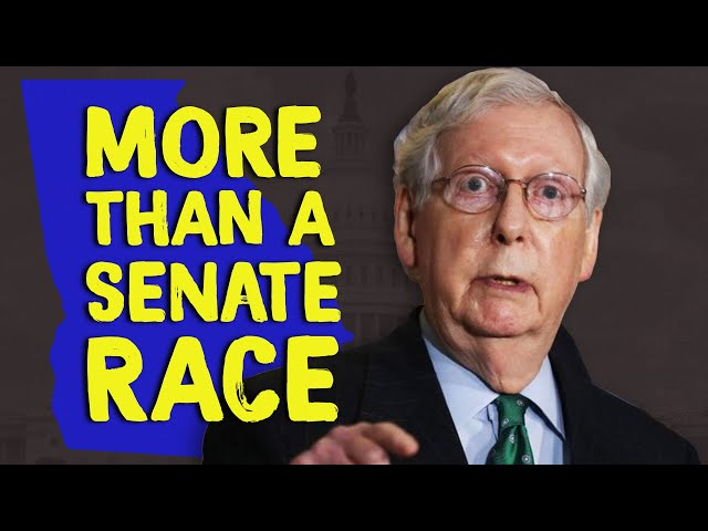 Defeating McConnell: The Real Stakes of the Georgia Runoffs