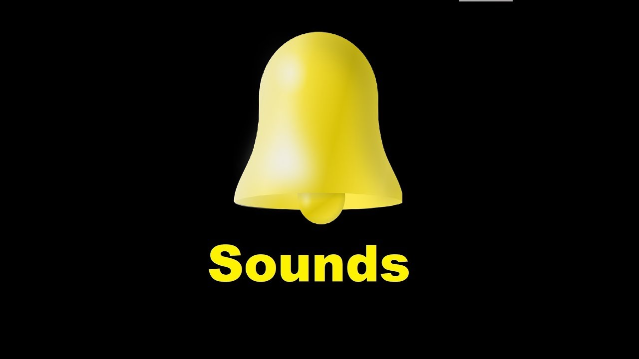 Ding Sound Effects All Sounds
