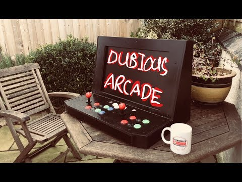DuB-EnG: RetroPie Arcade MAME Game Emulator Build PT5 trashy bartop machine – PROJECT AWESOME MAX
