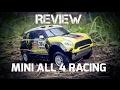 REVIEW/MINI ALL4 RACING (Colección Dakar)
