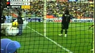 América - Flamengo [Ida y Vuelta] - Maracanazo