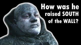 Night King Theory ☠ How did the Wight Rise SOUTH of the Wall ❓ Game of Thrones Season 7 Theory