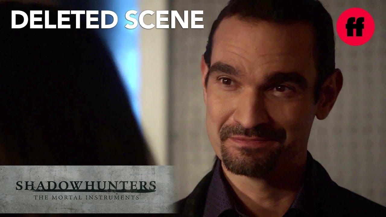 Download Shadowhunters Season 3, Episode 9   Deleted Scene: Izzy Flirts With Lorenzo   Freeform