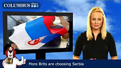 More Brits are choosing Serbia