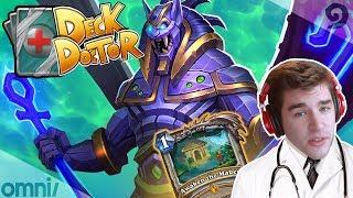 Witchwood Deck Doctor w/ Firebat: Big Quest Priest