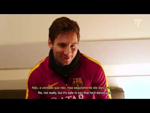 Entrevista Exclusiva/Exclusive Interview - Lionel Messi