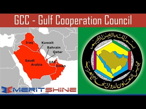 Understanding International Dynamics - 2 - The Gulf Cooperation Council (GCC)