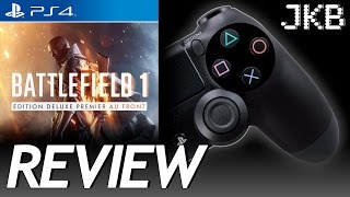 Battlefield 1 Review (BEST BATTLEFIELD YET?!) | PS4 2016 | JKB