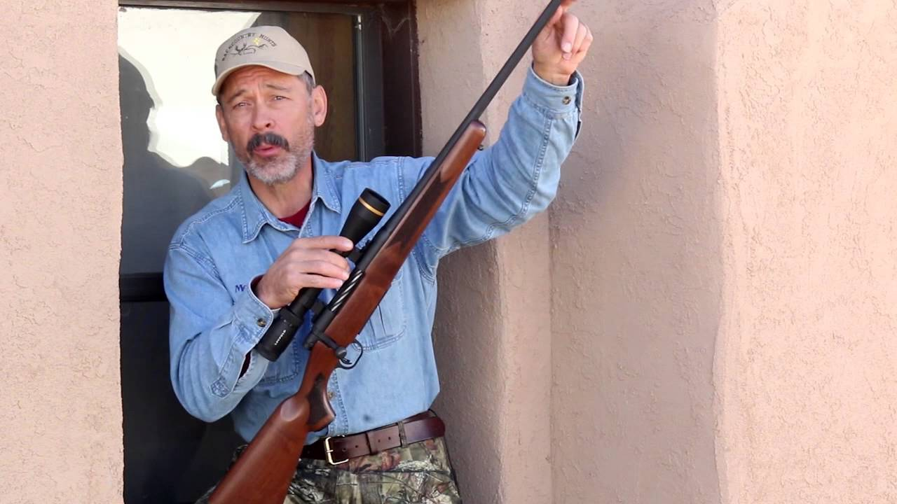 Mossberg's New Patriot Bolt Action Rifle Shoots MOA
