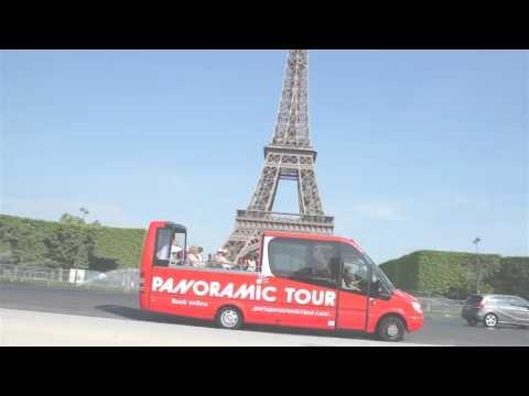 Paris PANORAMIC Tour By Paris TRIP